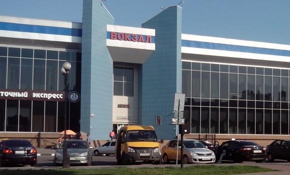 ЖД Вокзал ЖД вокзал Белгород